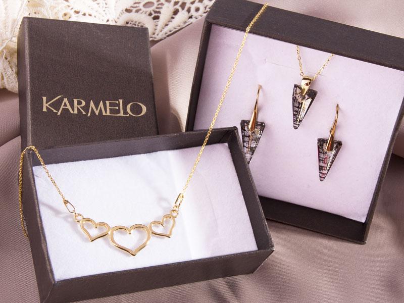 prezent na urodziny -biżuteria srebrna
