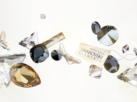 kryształy swarovskiego