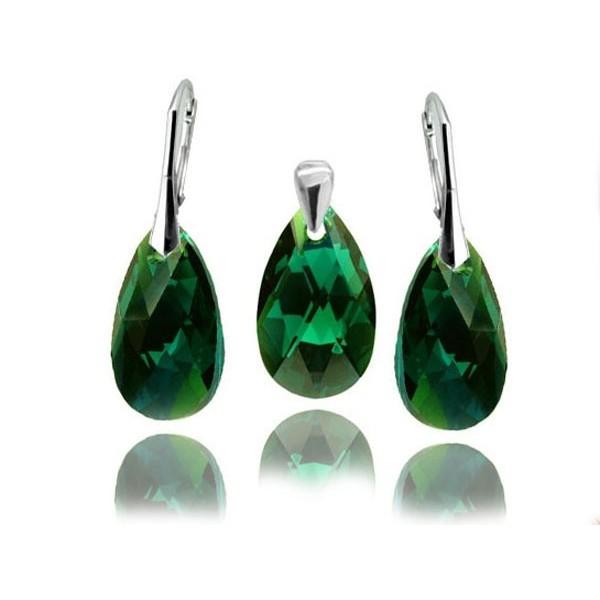 Komplet migdały Emerald KP64