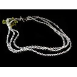 Naszyjnik z kryształami Swarovskiego® NK12