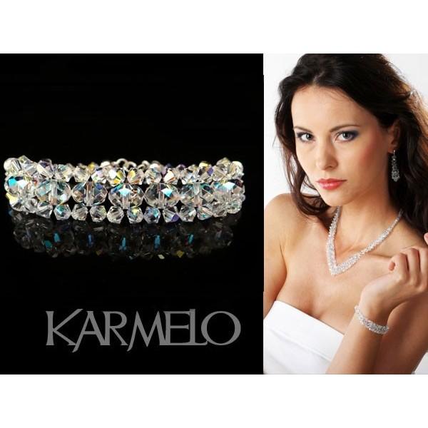 Bransoletka z kryształami Swarovski® BR10
