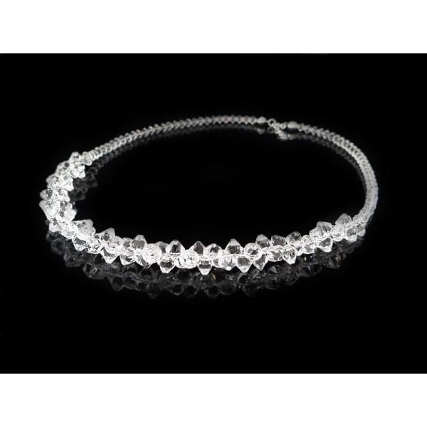 Naszyjnik z kryształami Swarovskiego® NK13