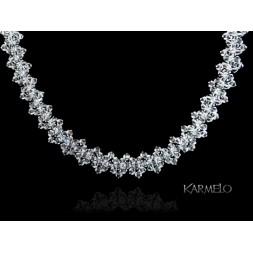 Naszyjnik do ślubu z kryształami Swarovskiego® NK31 crystal