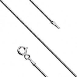 Łańcuszek srebrny linka 42 cm