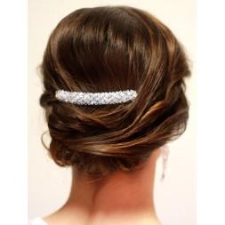 Ozdoba do włosów Grzebyk z kryształami Swarovski® crystal G1