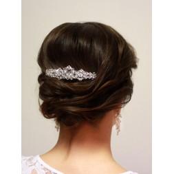 Ozdoba do włosów Grzebyk z kryształami Swarovskiego® crystal G4