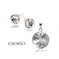 Biżuteria z kryształami Swarovski® Rivoli Crystal KP65