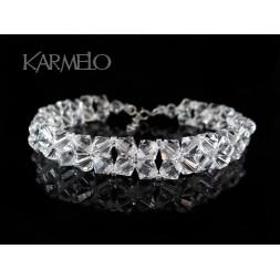 Bransoletka z kryształami Swarovski® BR40