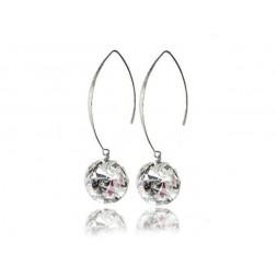 Kolczyki Rybki z kryształami Swarovski® Crystal KR66