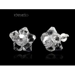 Kolczyki z Kryształków Swarovski® crystal sztyfty KR132