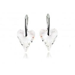 Kolczyki z Kryształków Swarovski® SERCA crystal KR133