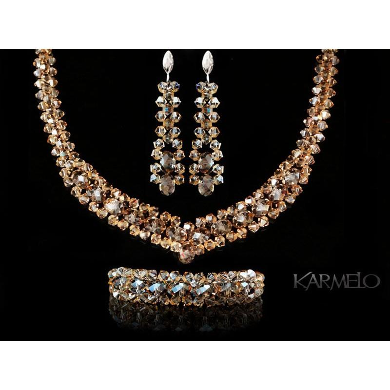 ff65f3fb5e02 Biżuteria ślubna kryształki Swarovski® KP9