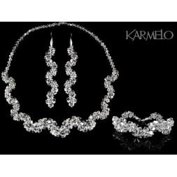 Biżuteria ślubna kryształki Swarovski® KP56 crystal