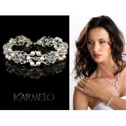 Bransoletka z kryształami Swarovski® BR20