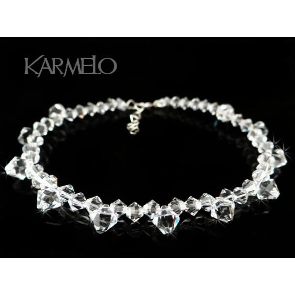 Biżuteria ślubna z kryształami Swarovski® BR43