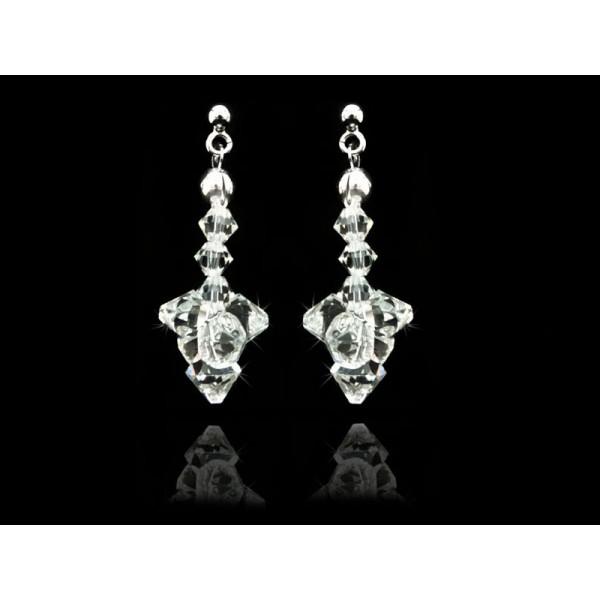 Biżuteria ślubna z kryształami Swarovski® KR46
