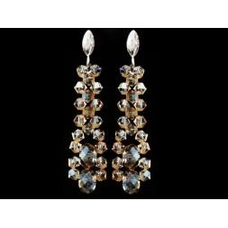 Biżuteria ślubna  z kryształami Swarovskiego® KR9