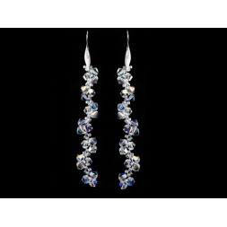 Biżuteria ślubna z kryształami Swarovskiego® KR47