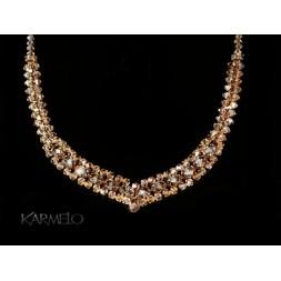 Naszyjnik z kryształami Swarovskiego® NK9