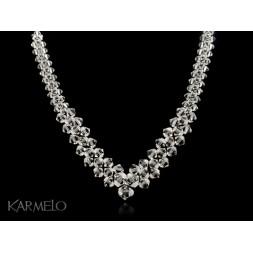 Naszyjnik do ślubu z kryształami Swarovskiego® NK133 crystal