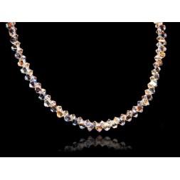 Naszyjnik do ślubu z kryształami Swarovskiego® NK130 AB