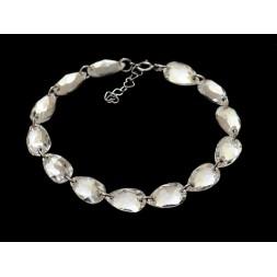 Biżuteria ślubna bransoletka kryształy Swarovski® BR165 CRYSTAL