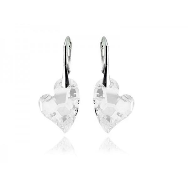 Kolczyki z kryształami Swarovski® SERCA crystal KR145