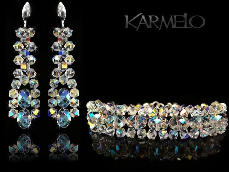dodatki do sukni ślubnej - biżuteria