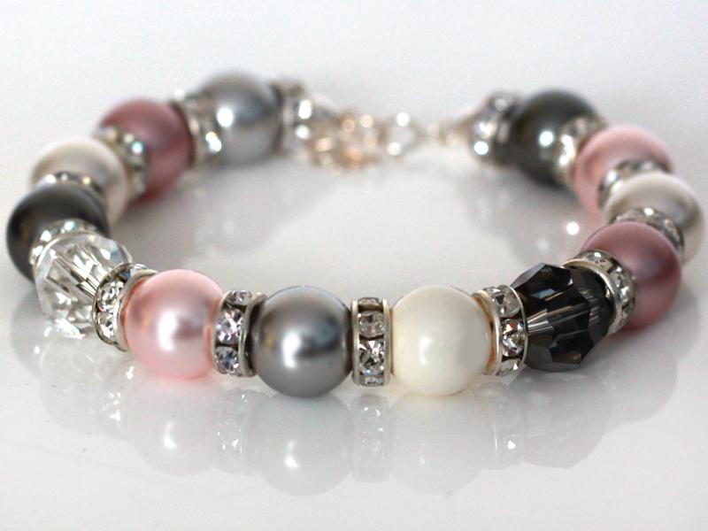 prezent dla narzeczonej - bransoletka, biżuteria